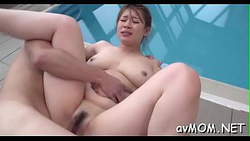 asian by punished dude gets cutie a Mama tiri selingkuh