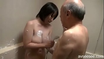 girl 88 japanese Alanah rae pov bath