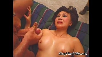 her when there granny around cock fucks no is fist Dick hurts pussy
