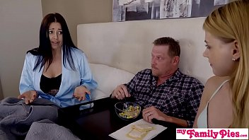 father japanese6 julia in law Big boobsmommy handjob son