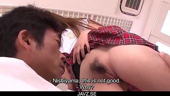 subtitles asian mom english incest Ffm 69 strapon ass play