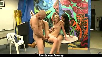 up the teen mofos euro picked on gets street hot Indian dasi teen