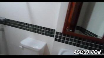 maus 34 busen Ariella ferrera shower