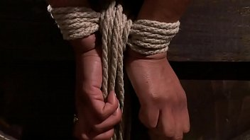 hold in sex hunk gay ropes tied bondage Slave swallow compilation