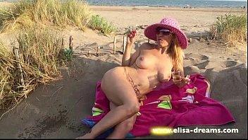 flash public beach Fucking polish cheating girl