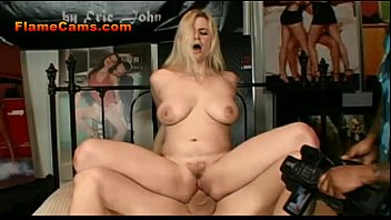 tits rides busty big cock enormous with blonde Gay pigs piss in bar