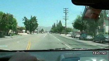 car blowjob ex girlfriend Jasmine maybach outside
