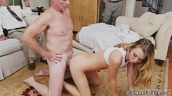 bang nasty granny gang big Teacher caught masterbating and fuck