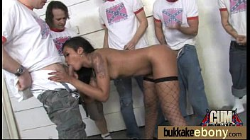 first in mouth time dick Wife swap in stockings 2016