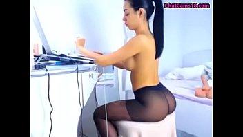 sex grinding seamless pantyhose Abg mesical dokter