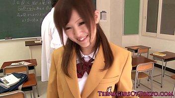 serena fanofjapan schoolgirl japanese Son drink milk from mom