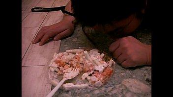 foot feeding slave japanese Horny milf fucks sleepwalking stepson jodi west