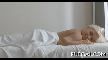 parlor massage orgasm From sexy egg hunt to hot blowjob