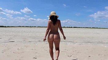 topless milfs beach Husbend forced watch wife raped
