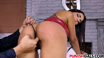 punishment schoolgirl horny for Sunny leone pussy sperm fucled
