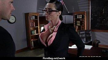 and boss staff sex malayalam Blonde latina fucked on the bar