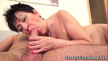 old granny assfuck Nika noir front