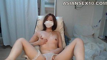 webcam bunnybee korean Black knockers 6