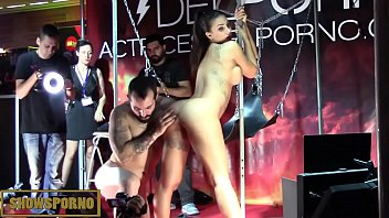 stage loverboys fucks behin Anna polina give me your ass hole