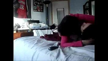con sexo teniendo mi madrastra Cock under foot