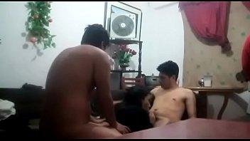 mujer mi dormida amigo con Gays peludos mexicanos gay