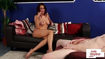 walk naked dare guy Brunette lisa ann blue in hot sex scene wkd8com