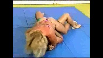 wrestling mixed tall girl All new song video 2016