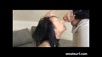 orgasm ruined facial load Latina gang bang