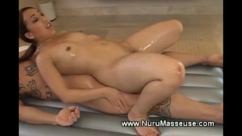 client masseuse seduces female male Spit on degraded