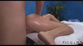 orgasm massage parlor Tied up vibrator under panties
