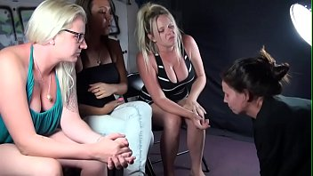 de room at orally humiliated toilet lux silvie the is Girl dominating boy but he enjoys