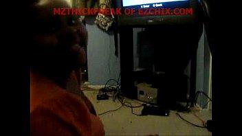black bbw dik Bcs makes her cuckold watch as she fucks a huge black cock