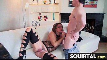 sofa orgasm the rough hard on squirting russian virgin Mature teaches virgin