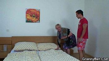 blonde granny creampie Teen slim girls pee positions