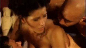 3 roma 2008 2 sexy babe in gangbang party