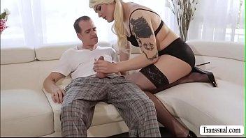 flat tgirl chested Web sexe tv p1 99