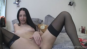 on loves female young her camera nudity alluring Naughty gay bear straight cock