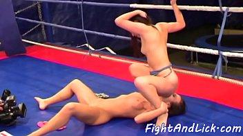 olson wrestling bree Fantastic amateur blowjob oral cream pie10