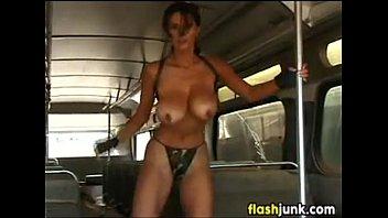 naked strip tv Married wife gangbanged