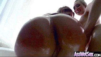 anal ass big hardcore Mud ring gag