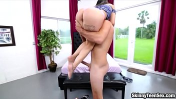 it ass sister little up takes Seduced by mature porn agent