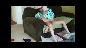 spain real homemade cuckold Girlfriend sticks a big dildo up her mans ass