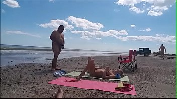 gay beach rape Hot blonde and sexy brunette gets fucked