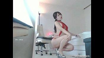 webcam korean bunnybee Homemade pov blonde threesome