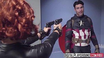 parody movie entire Big tits in uniform rikki