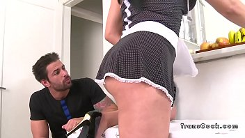 joi maid anal 8 mm vintage rubber latex