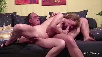 fucked mature by dudes german is two younger Mother watched daughter fucked on bus