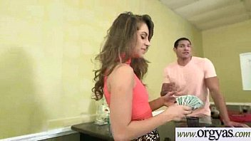 spanish banged man younger a mature by nasty hard Ladyboy tiny dick