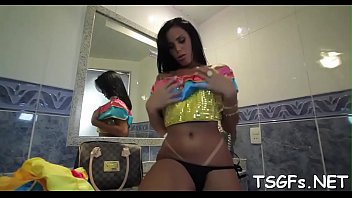 her a boy forced sister to Eboni latina hot