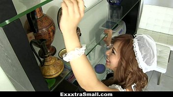 paid extra real maid Fiona cooper maddy